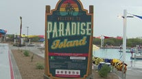 Paradise Island opens at Six Flags Hurricane Harbor Phoenix