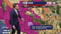 Noon Weather Forecast - 6/16/21