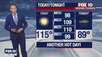 Morning Weather Forecast - 6/19/21