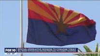 AZ Legislature to hold special wildfire funding session