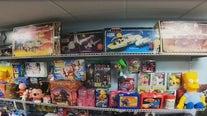 A trip down memory lane: New Tempe pop culture shop sells collectibles