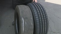 Effect of extreme heat on tires in Arizona