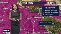 Evening Weather Forecast - 6/13/2021