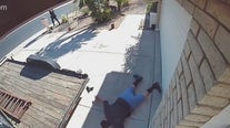 Video shows shootout between man and Phoenix officer
