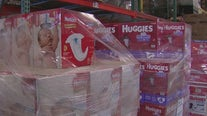 Arizona nonprofit works to ensure parents have enough diapers for their kids