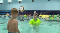 Swim lessons in great demand amid post-COVID rush by parents