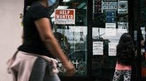 US weekly unemployment claims fall to 376,000, sixth straight drop