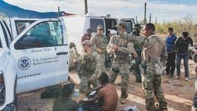 Border agents rescue 26 migrants stranded near Gila Bend