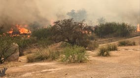Walnut Fire in Cochise County now 100% contained