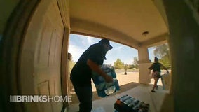 Phoenix woman shares tales of caution after her delivered groceries were stolen