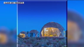 New way to camp under the stars in style: Clear Sky Resort at the Grand Canyon