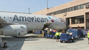 How airline employees are handling the heat at Phoenix Sky Harbor