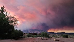 What to know about the Rafael Fire: Evacuations lifted, roads open
