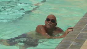 At the age of 70, Tempe man prepares for national swim competition