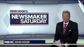 Newsmaker Saturday: Sheriffs Mark Dannels, Mark Lamb