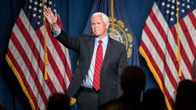 Pence: Trump and I may never see 'eye to eye' on Capitol riot