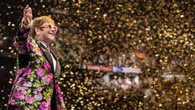 Elton John's 'Farewell Yellow Brick Road' tour coming to Chase Field in 2022