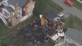 Lightning strike likely cause of 2 alarm fire that destroyed home in Damascus