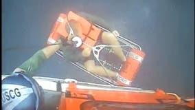 Coast Guard crew, good Samaritan rescue 6 from boat off NJ coast