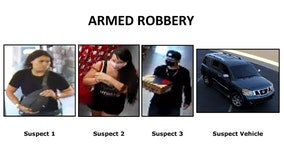 Phoenix PD: WSS shoe store employee tries to stop armed robbery suspects