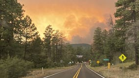 What to know about the Backbone Fire: Evacuations lifted, highways open for residents
