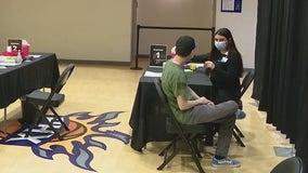 Phoenix Suns, Mercury team up to encourage COVID-19 vaccine with memorabilia giveaways