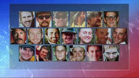 8 years later, Arizona remembers 19 Granite Mountain Hotshots who died in Yarnell Hill Fire