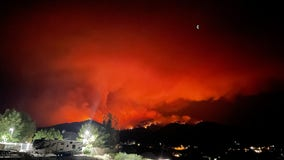 What to know about the Telegraph Fire: Evacuations lifted, highways reopen