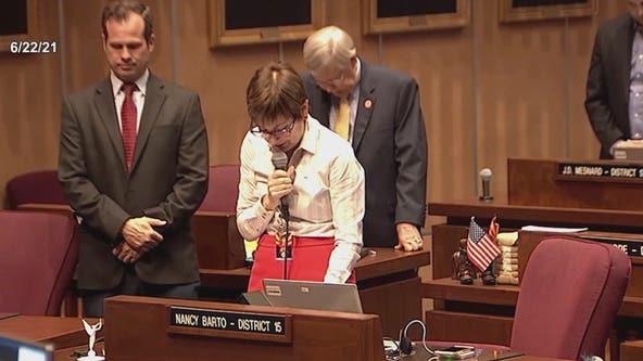 Arizona Senate passes budget, tax cut after House Dems walk