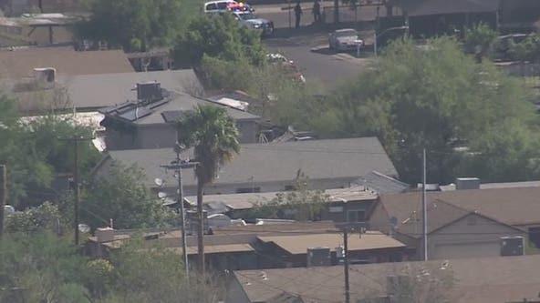 Suspects in custody following pursuit in Phoenix