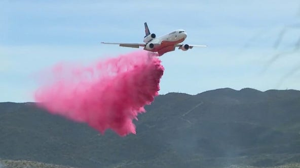More evacuations ordered for growing Telegraph Fire