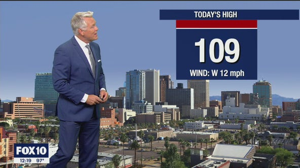 Noon Weather Forecast - 6/21/21