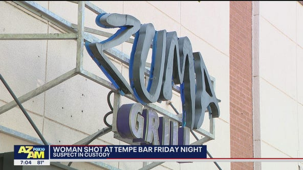 3 injured in shooting at Zuma Grill on Mill Avenue