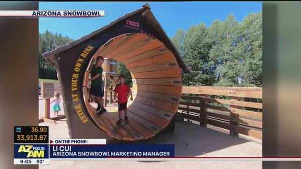 Arizona Snowbowl closing summer activites amid wildfires