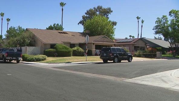 Woman found dead following North Phoenix house fire