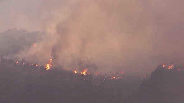 Residents, tourists react to several wildfires ravaging Arizona