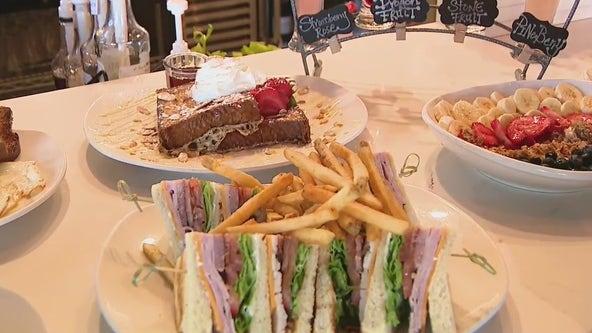 Yolk Cafe in Phoenix celebrates 1 year of business
