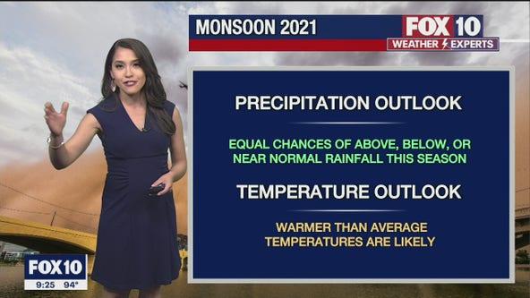 Evening Weather Forecast - 6/6/2021