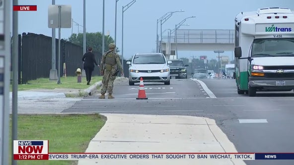 Joint Base San Antonio Lackland lifts lockdown after active shooter report