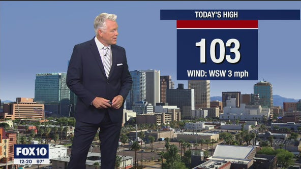 Noon Weather Forecast - 6/24/21