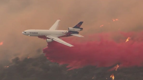 What to know about the Backbone Fire: evacuations ordered, highways closed