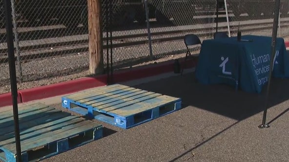 Human Services Campus holds water drive for Phoenix homeless