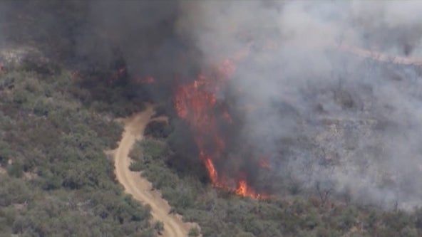 Rancher still looking out for others despite Telegraph Fire devastation