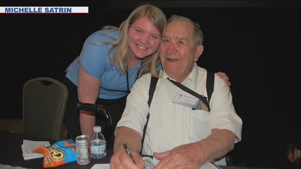 Phoenix area high school student honored for telling stories of veterans