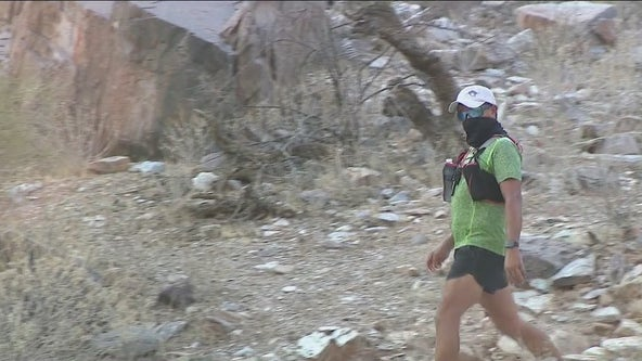 Despite excessive heat, some still hitting the trails in the Valley