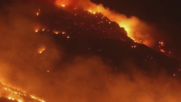 Pinnacle Fire grows to 26,000 acres; 2 Graham County communities told to evacuate