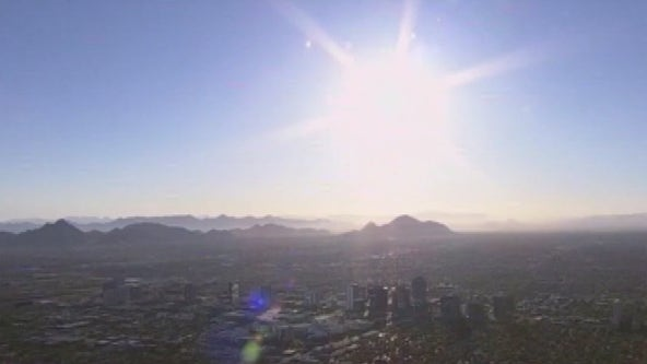 Not all are turned off by Arizona's recent run of excessive heat