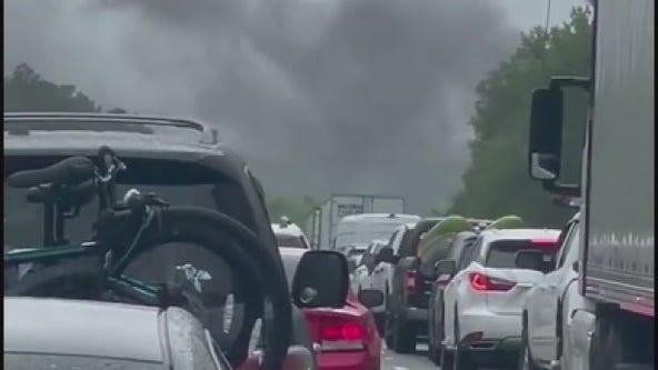 Deadly Alabama crash: Thousands raised for funerals of 8 kids in van