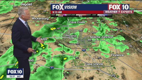 Noon Weather Forecast - 6/23/21