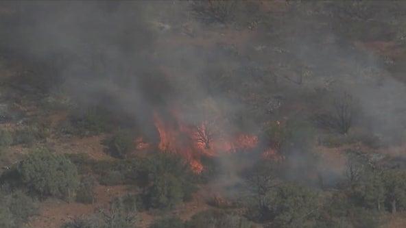 Kachina Village residents getting ready to evacuate as crews battle the Rafael Fire